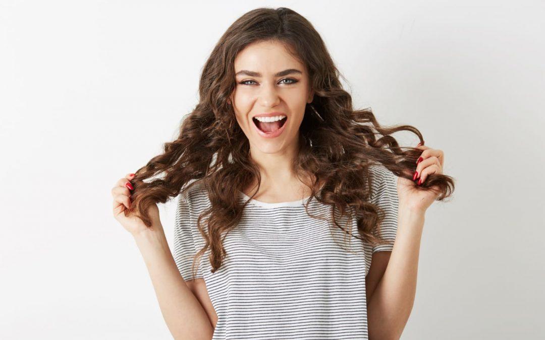 caída del cabello en las mujeres
